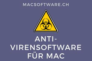 Gratis Anti-Virensoftware für Mac