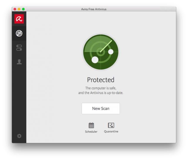 Avira Antivirus Mac