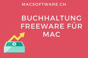 Buchhaltung Freeware Mac