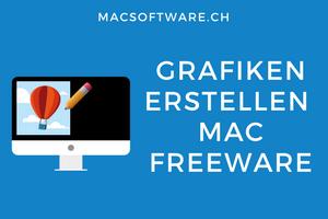 Grafiken am Mac erstellen Freeware