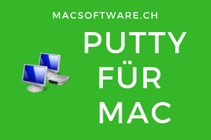 PuTTY für Mac (gratis Download) | MacSoftware ch