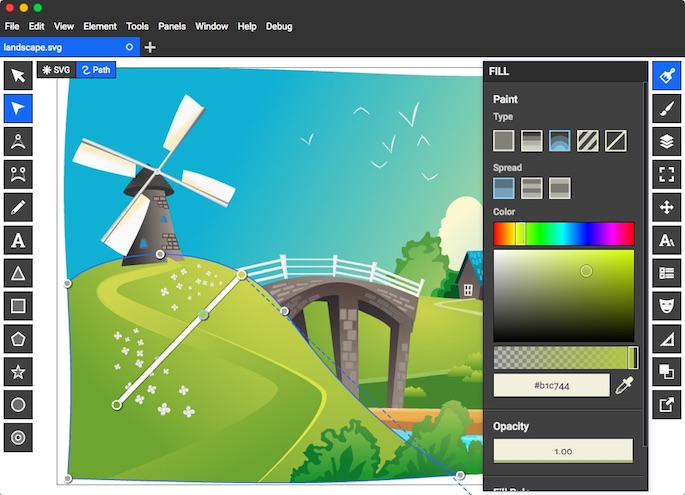 Grafiken Erstellen Auf Dem Mac 3 Gratis Freeware Programme