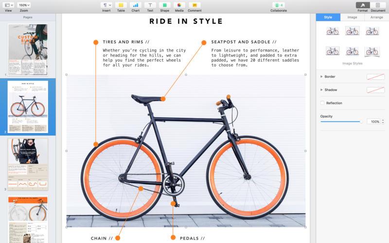 Office-Alternative iWork