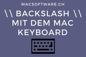windows mac keyboard backslash