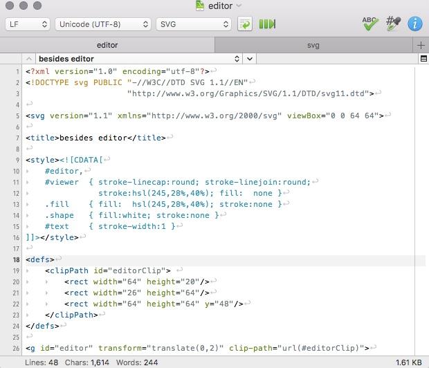 Notepad++ Mac CotEditor