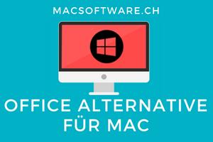 Office Alternative für Mac