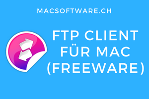 FTP Client Freeware für Mac