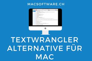 Textwrangler Alternative Mac