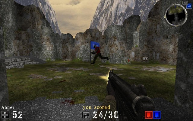 Mac First Person Shooter