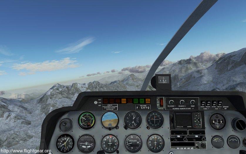 FlightGear Mac Freeware