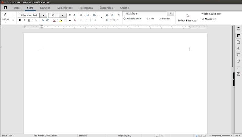 MS Office Alternative Mac