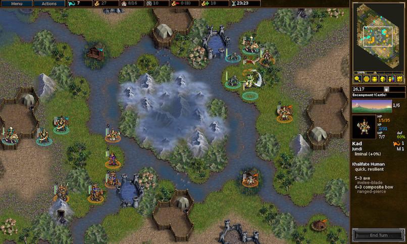 Battle of Wesnoth Mac Freeware