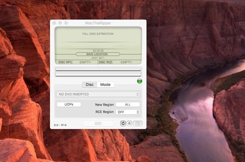 MacTheRipper macOS Version