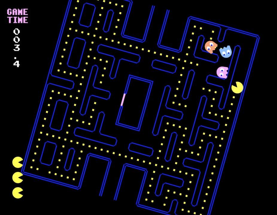 Pacman Free Mac