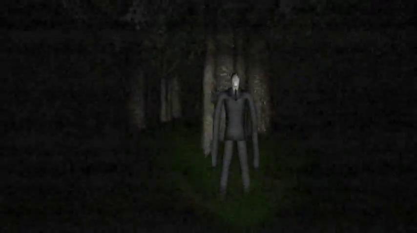 Slender Mac gratis Horrorspiel