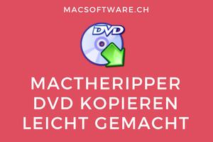 MacTheRipper macOS