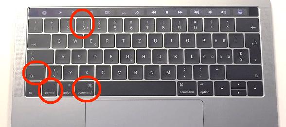 Wie Macht Man Einen Screenshot Mac