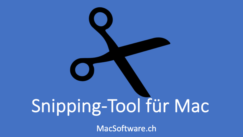 Snipping Tool Mac